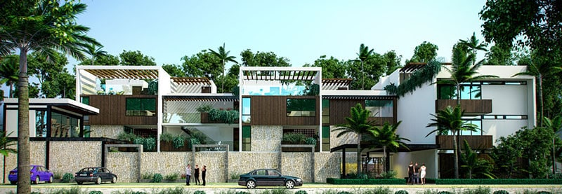 mareas luxury condos tulum 2 bedroom1