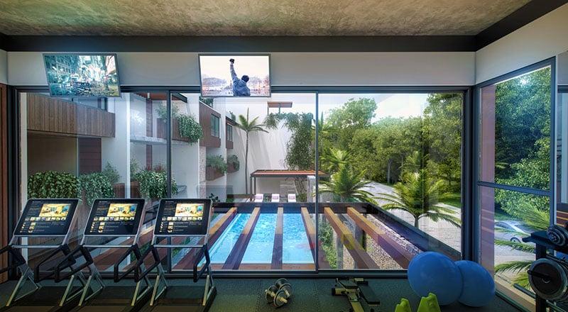 mareas luxury condos tulum 3 bedroom2