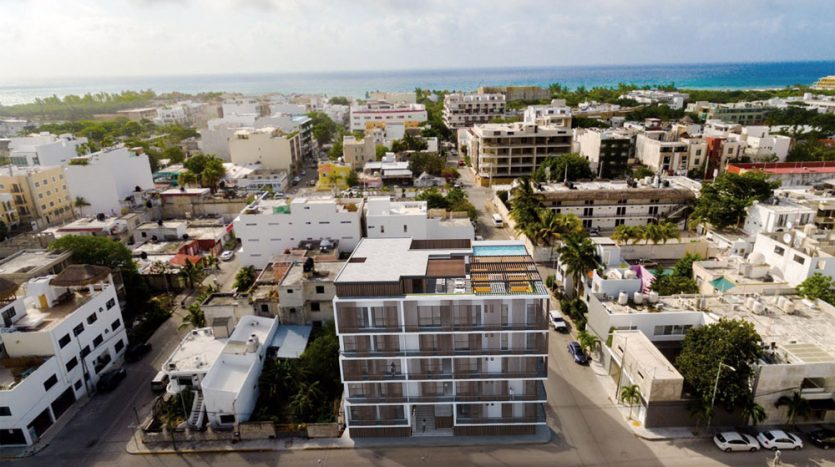 1540 playa del carmen 1 bedroom condo 1