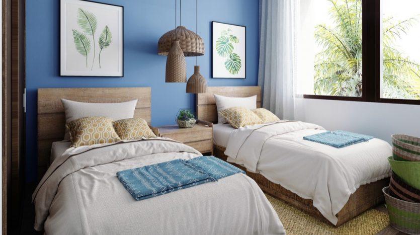 Aleda playa del carmen 3 bedroom Villa8