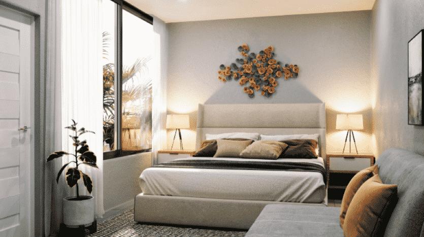 Amaite Playa Del Carmen 2 bedroom condo3