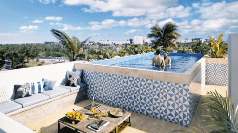 Amaite Playa Del Carmen 2 bedroom condo5