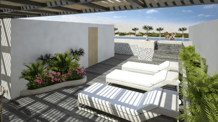 Amaite Playa Del Carmen 2 bedroom condo6