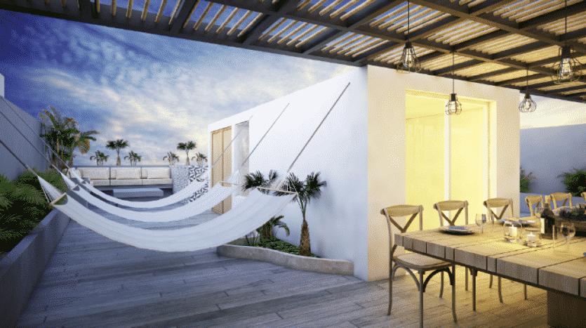 Amaite Playa Del Carmen 2 bedroom condo8