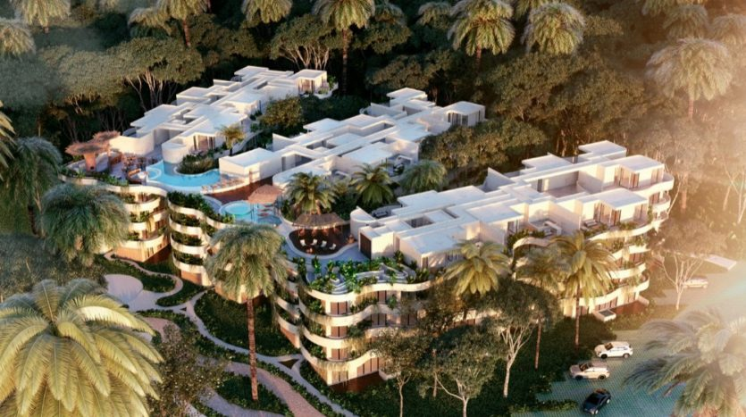 Anah Hunab Tulum 3 Bedroom Penthouse1