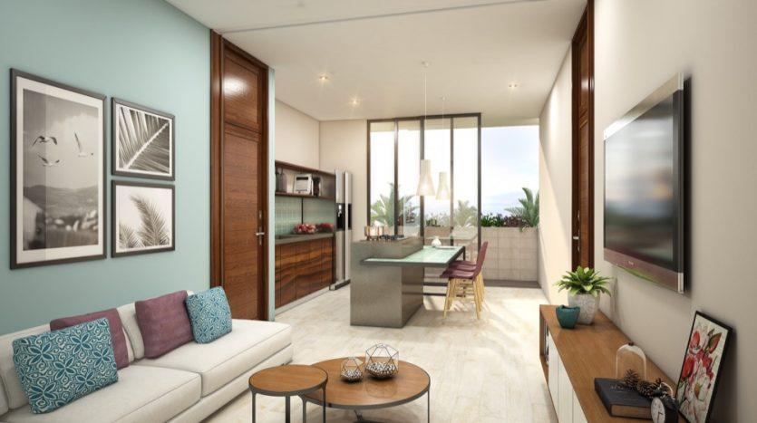 Anah Quinta Playa Del Carmen 1 bedroom condo1