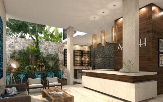 Anah Quinta Playa Del Carmen 2 bedroom condo4
