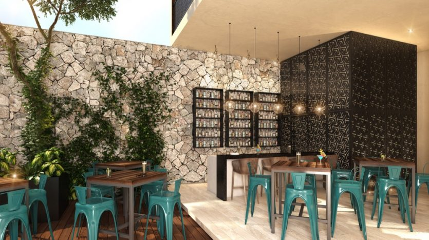 Anah Quinta Playa Del Carmen 3 bedroom Penthouse0