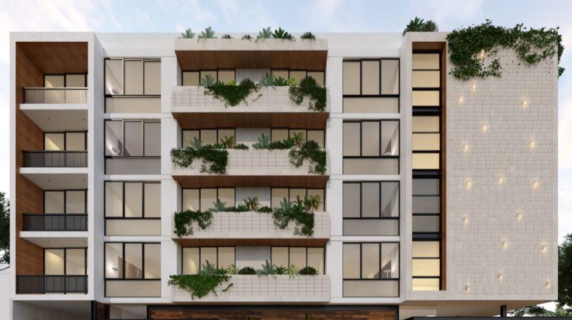 Anah Quinta Playa Del Carmen 3 bedroom Penthouse2