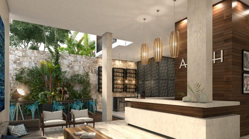 Anah Quinta Playa Del Carmen 3 bedroom Penthouse4