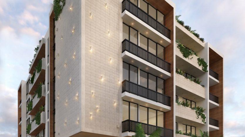 Anah Quinta Playa Del Carmen 3 bedroom Penthouse6