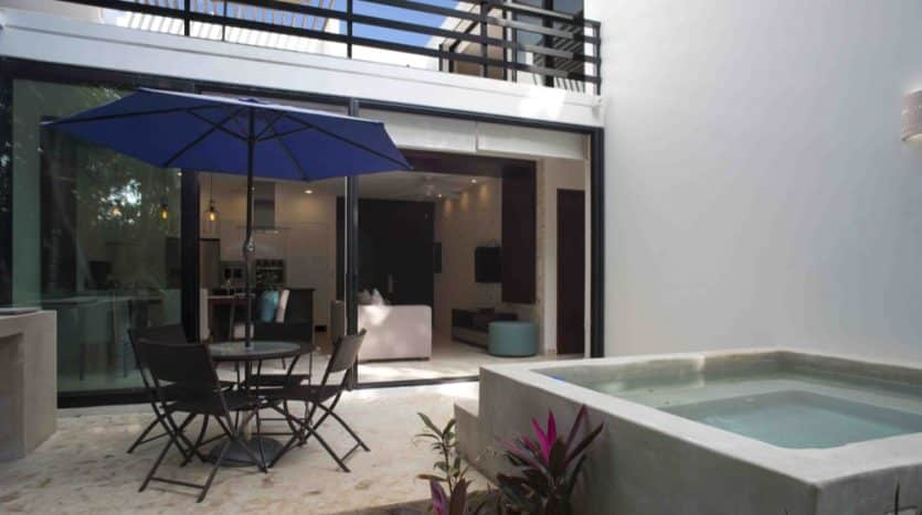 Anah bahia tulum 2 bedroom condo3