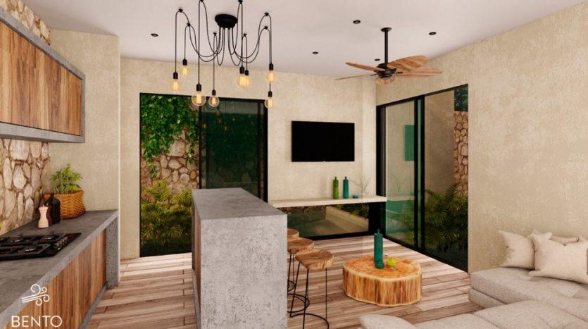 Bento tulum 2 Bedroom Penthouse1