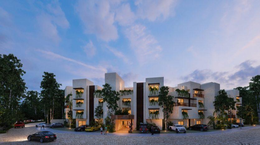 Costa Caribe Tulum 3 bedroom penthouse1