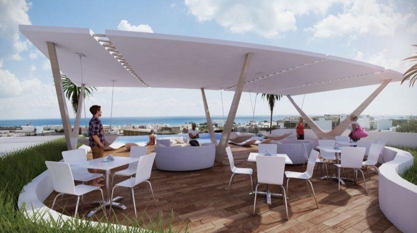 Del Karibe 51 Playa Del Carmen 1 bedroom condo3