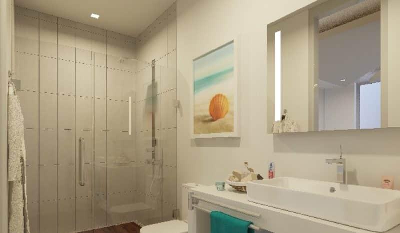 Del Karibe 51 Playa Del Carmen 1 bedroom condo7