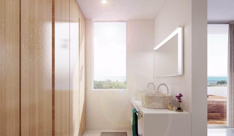Del Karibe 51 Playa Del Carmen 3 bedroom penthouse1