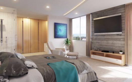 Del Karibe 51 Playa Del Carmen 3 bedroom penthouse6