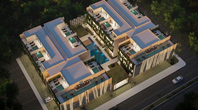 Gardens Coba Tulum studio 5