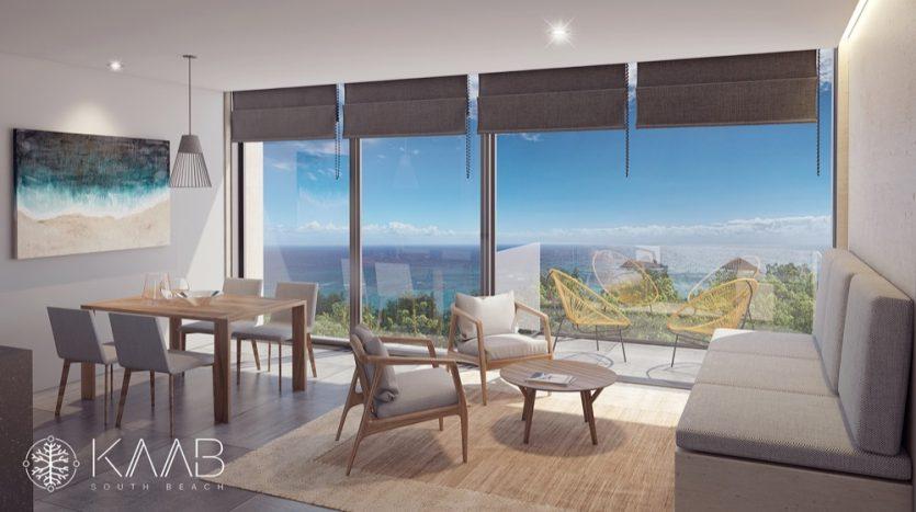 Kaab South Beach Playa del Carmen 2 bedroom condo15
