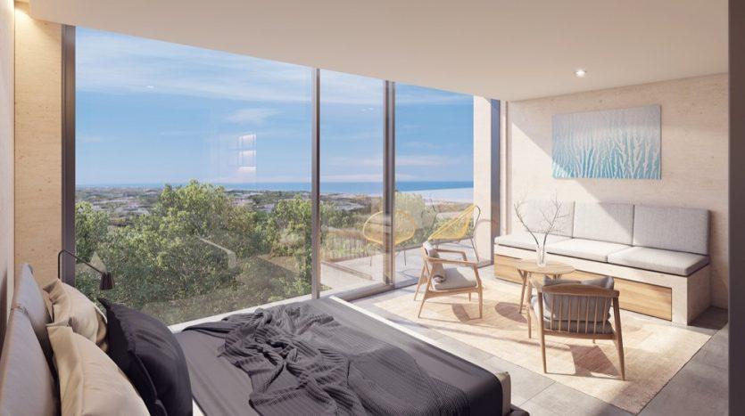 Kaab South Beach Playa del Carmen 2 bedroom penthouse1