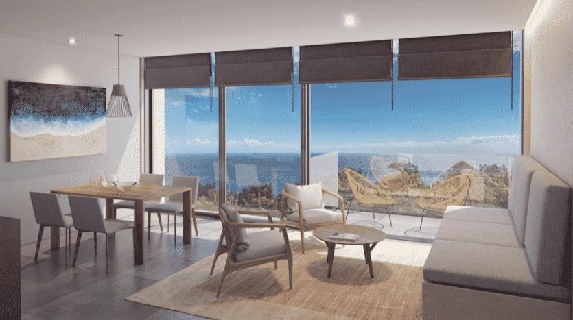 Kaab South Beach Playa del Carmen 2 bedroom penthouse10