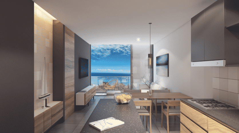 Kaab South Beach Playa del Carmen 2 bedroom penthouse11