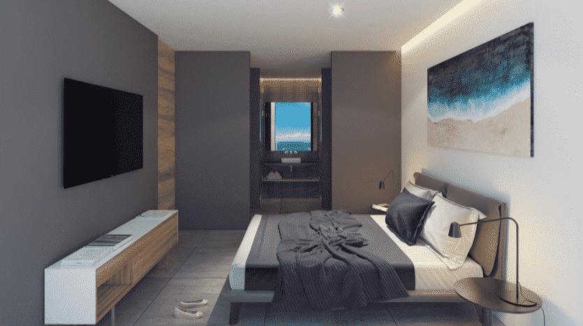 Kaab South Beach Playa del Carmen 2 bedroom penthouse12