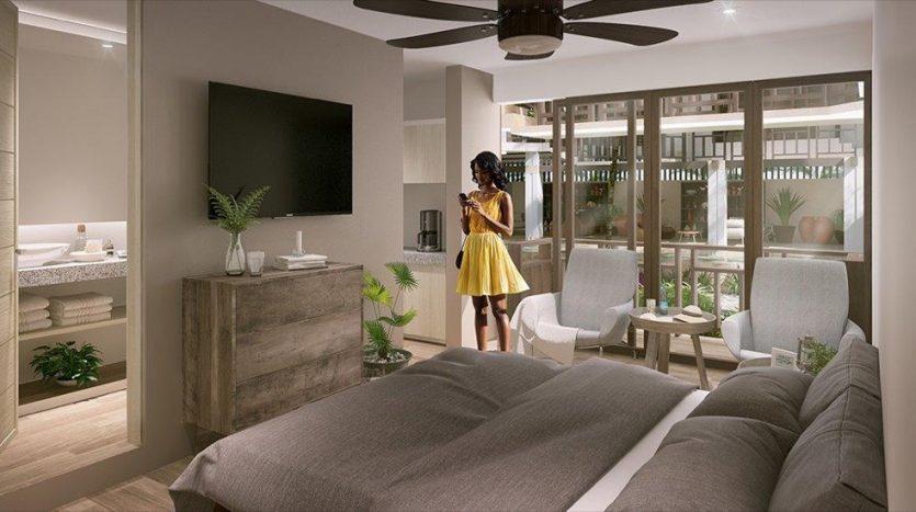 Kuyen Tulum 2 bedroom condo2