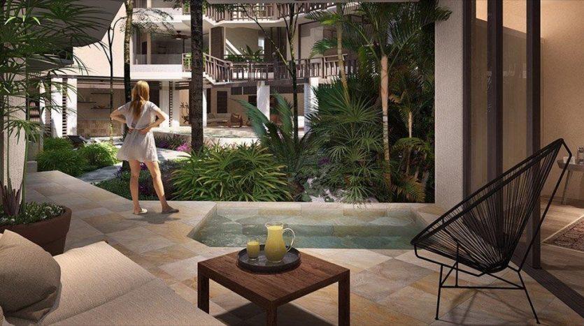 Kuyen Tulum 3 Bedroom Penthouse5