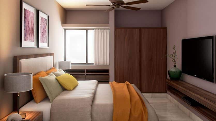 L condos playa del carmen 1 bedroom condo 8
