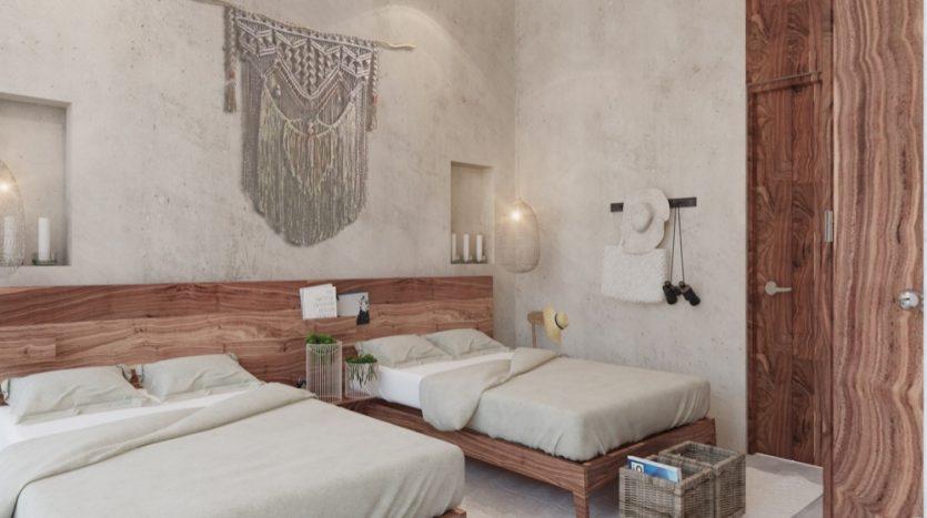 Manor Tulum 2 bedroom condo13