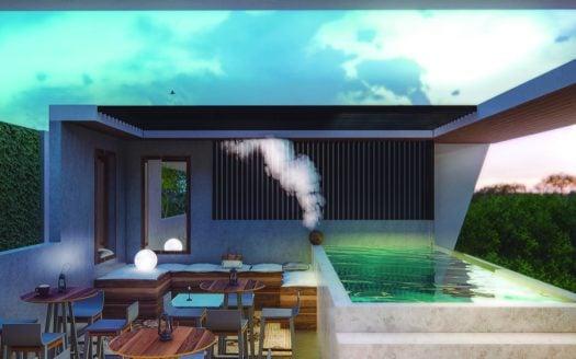 Mazala Tulum 1 Bedroom Penthouse14