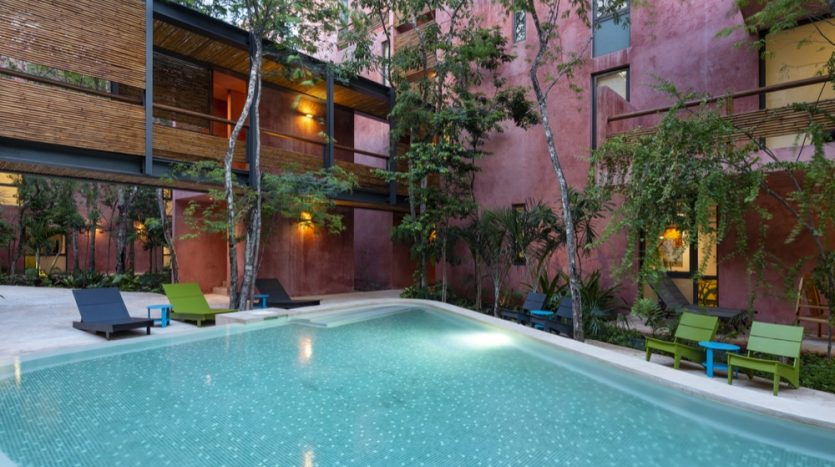 Querido Tulum 3 bedroom penthouse21