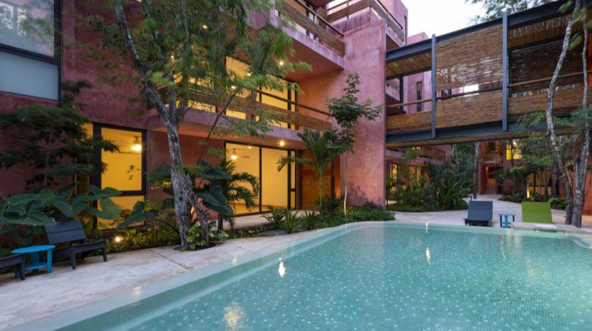 Querido Tulum 3 bedroom penthouse22