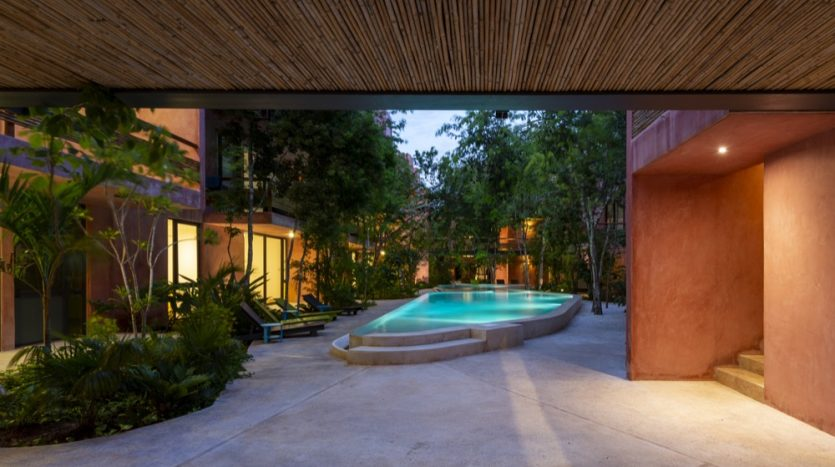 Querido Tulum 3 bedroom penthouse32