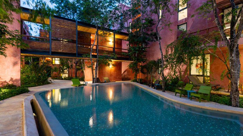 Querido Tulum 3 bedroom penthouse33