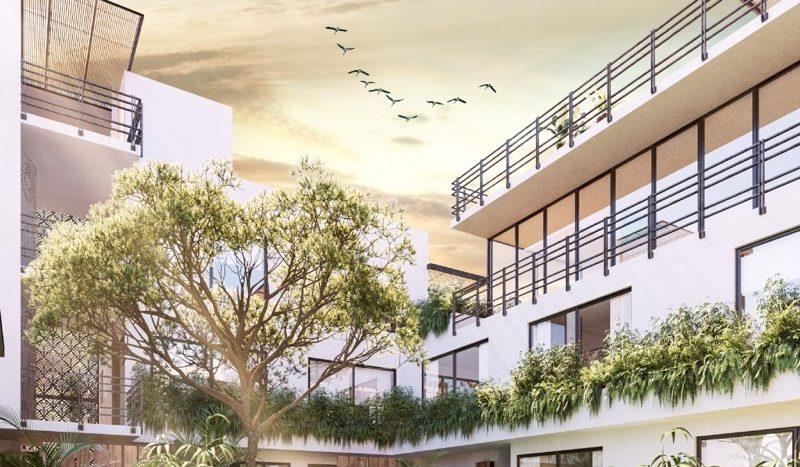 Roza Azul Tulum 1 bedroom penthouse1