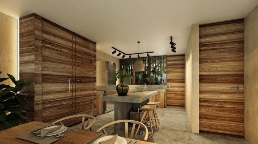Watal tulum 3 bedroom penthouse3