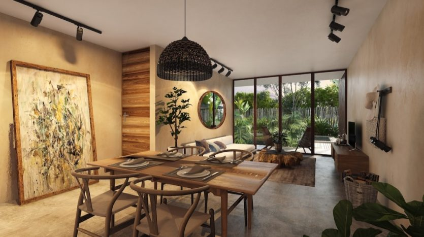 Watal tulum 3 bedroom penthouse4