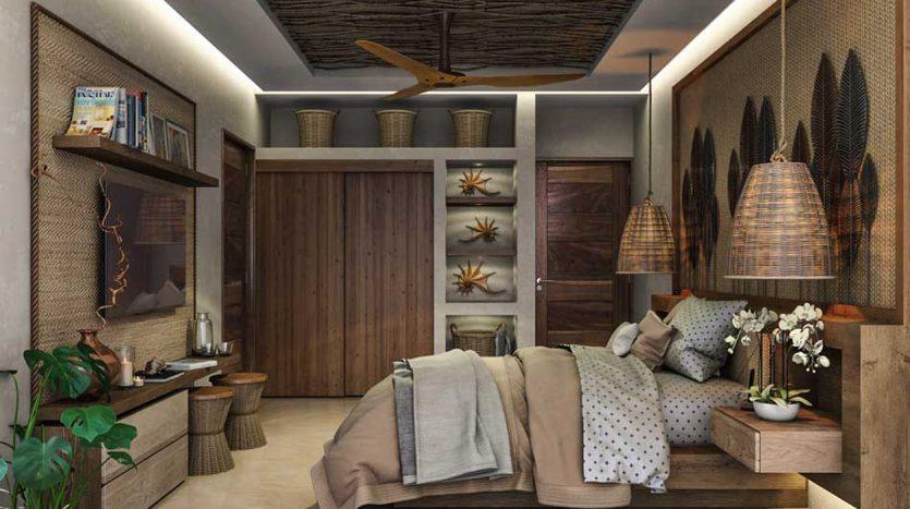 aguasanta tulum 2 bedroom condo 9