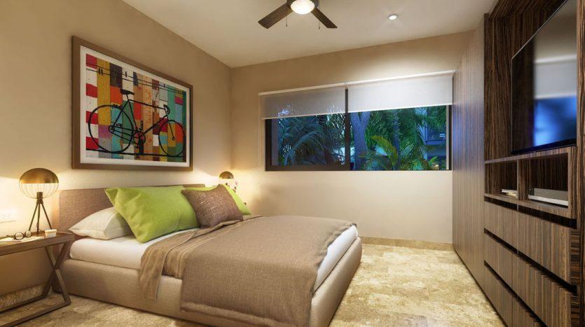 arenis playa del carmen 1 bedroom condo 6