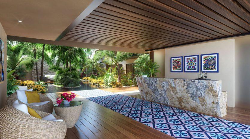 arenis playa del carmen 1 bedroom penthouse 12
