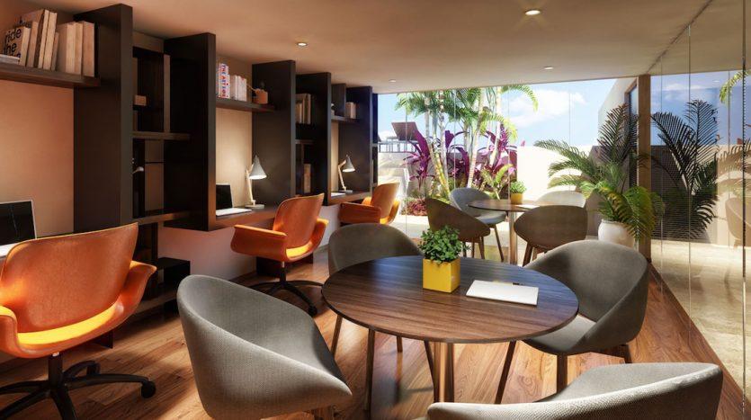 arenis playa del carmen 1 bedroom penthouse 2