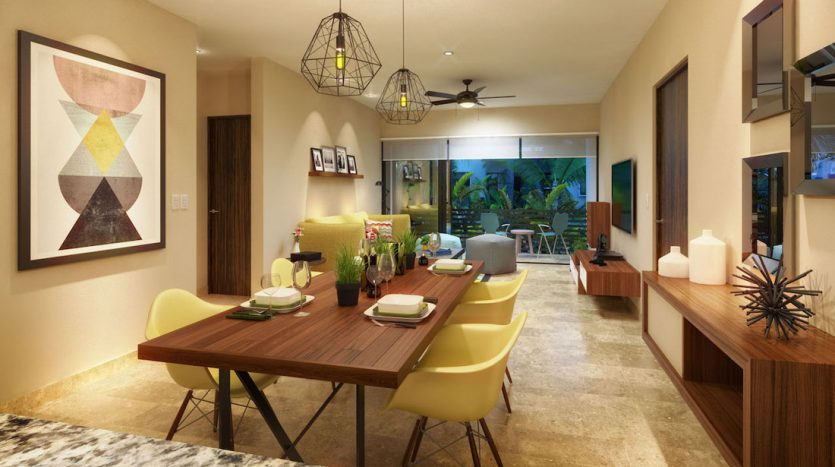 arenis playa del carmen 1 bedroom penthouse 4