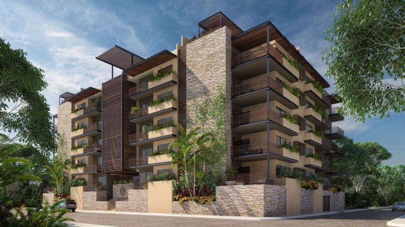 arenis playa del carmen 1 bedroom penthouse 8