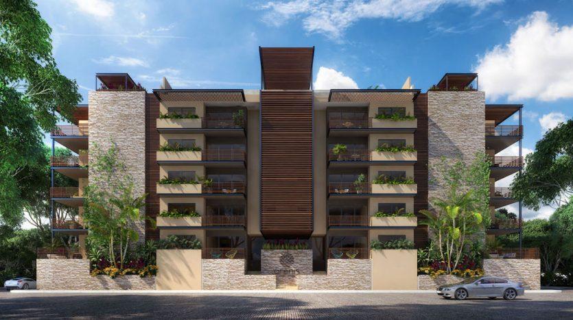 arenis playa del carmen 1 bedroom penthouse 9