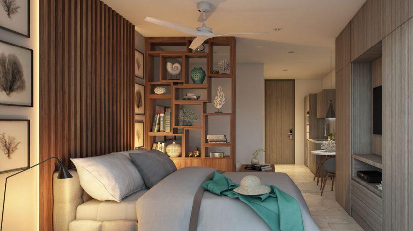 bahay playa del carmen 1 bedroom condo 5