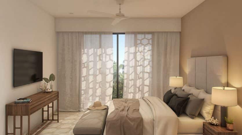bahay playa del carmen 1 bedroom condo 7