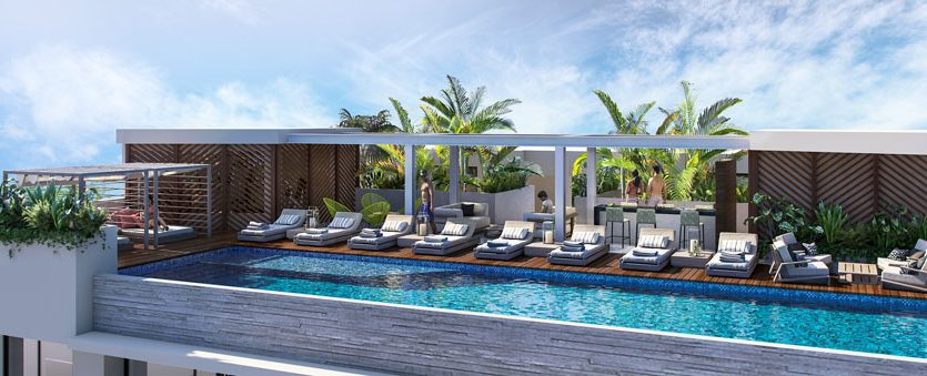 bahay playa del carmen 2 bedroom penthouse 2